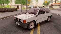 Fiat Panda Supernova IVF for GTA San Andreas