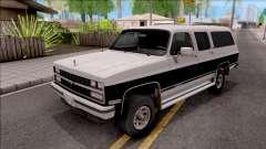 Chevrolet Suburban 1989 IVF