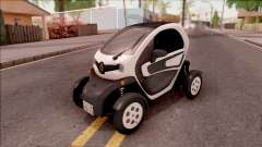 Renault Twizy 2012 for GTA San Andreas