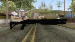 GTA 5 - Pump Shotgun for GTA San Andreas