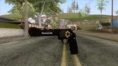 GTA 5 - Heavy Revolver for GTA San Andreas