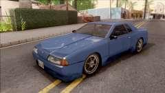 New Elegy Tunable for GTA San Andreas