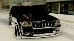Grand Cherokee SRT for GTA San Andreas