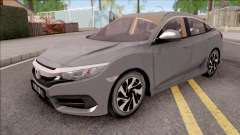 Honda Civic FC5 Low Poly with Xenon