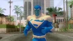 Eletric Superman Skin v2 for GTA San Andreas