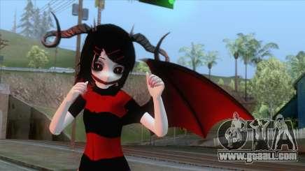 Demon Rin Skin v2 for GTA San Andreas