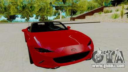 Mazda MX 5 for GTA San Andreas