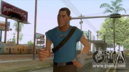 Team Fortress 2 - Scout Skin v1 for GTA San Andreas