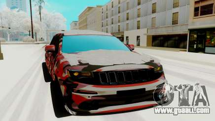 Jeep Cherokee SRT for GTA San Andreas