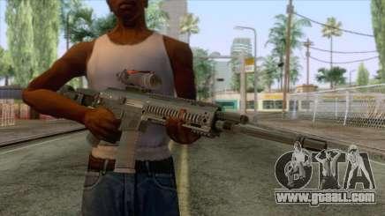 ACR Assault Rifle for GTA San Andreas