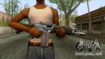 SIG SG-552 Carbine for GTA San Andreas