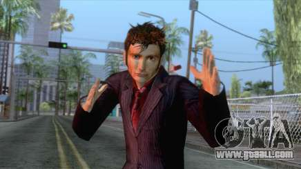 Doctor Who - Tenth Doctor Skin for GTA San Andreas