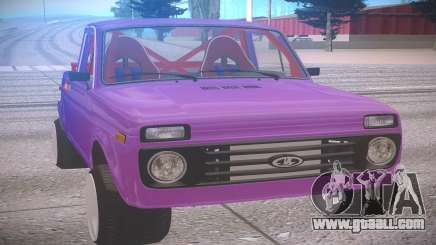 VAZ 2121 for GTA San Andreas