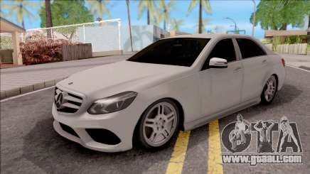 Mercedes-Benz E250 for GTA San Andreas