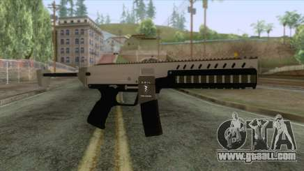 GTA 5 - Combat PDW for GTA San Andreas