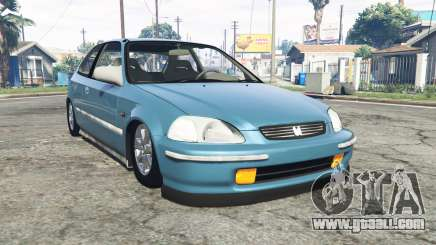 Honda Civic (EK9) for GTA 5