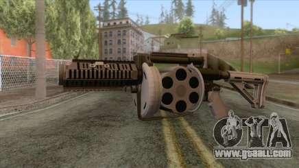 GTA 5 - Grenade Launcher for GTA San Andreas