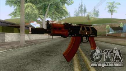 GTA 5 - Compact Rifle for GTA San Andreas