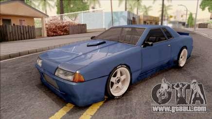 Elegy Racing V10 for GTA San Andreas