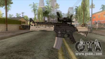 M4 Assault Rifle for GTA San Andreas