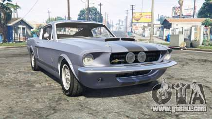 Ford Mustang GT500 1967 [replace] for GTA 5