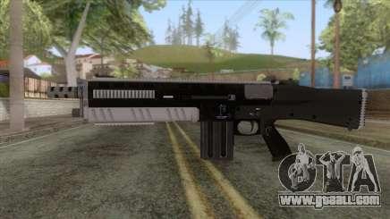 GTA 5 - Assault Shotgun for GTA San Andreas
