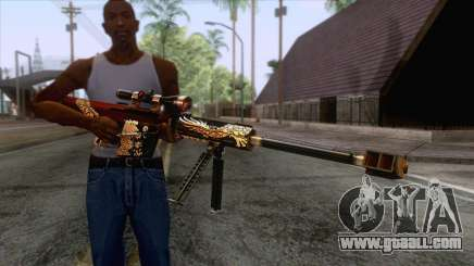 Barrett Royal Dragon v1 for GTA San Andreas