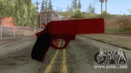 GTA 5 - Flare Gun for GTA San Andreas
