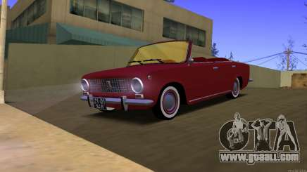 VAZ 2101 Convertible of the Soviet Union for GTA San Andreas