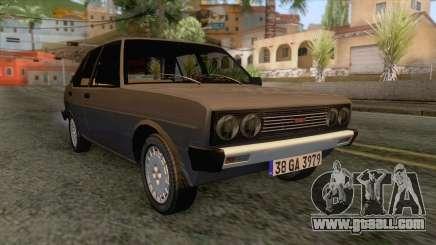 Tofas Murat 131 for GTA San Andreas