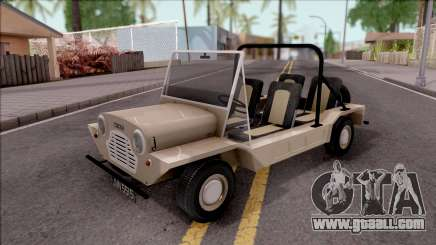 BMC Mini Moke for GTA San Andreas