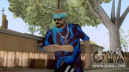New Aztecas Skin 4 for GTA San Andreas