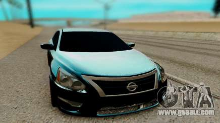 Nissan Teana 2017 for GTA San Andreas