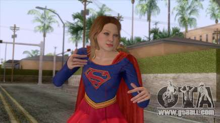 Injustice 2 - SuperGirl CW for GTA San Andreas