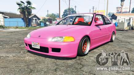 Honda Civic (EJ2) [replace] for GTA 5