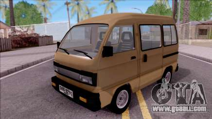 Daewoo Damas for GTA San Andreas