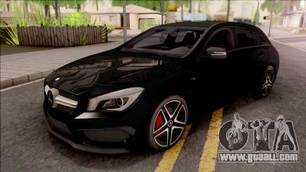 Mercedes-Benz CLA 45 AMG Shooting Breake v2 for GTA San Andreas