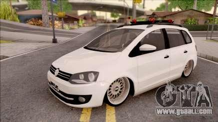 Volkswagen Spacefox for GTA San Andreas