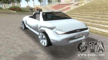 Ford StreetKa for GTA Vice City