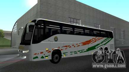 KSRTC Volvo B11R for GTA San Andreas