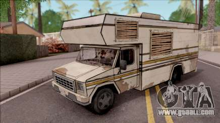 Trailer The Walking Dead The Game for GTA San Andreas