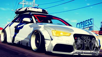 Audi RS5 Libertywalk for GTA 5
