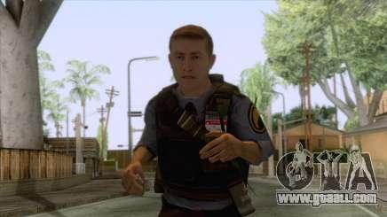 Black Mesa - Security Guard for GTA San Andreas