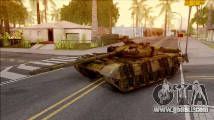 M-84 Serbian Tank for GTA San Andreas