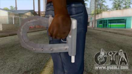 Union Pistol w35-Round Horseshoe Magazine for GTA San Andreas