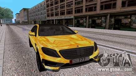 Brabus Rocket 900 for GTA San Andreas