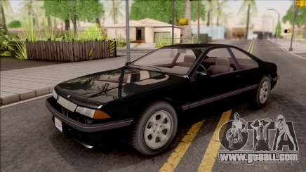 GTA IV Vapid Fortune IVF for GTA San Andreas