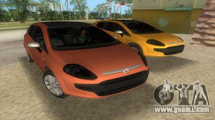 2010 Fiat Punto EVO Sport for GTA Vice City