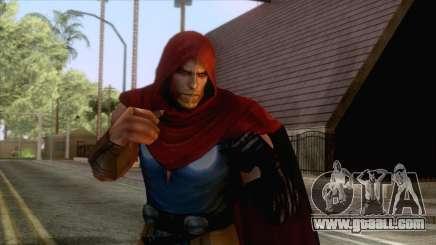MFF - Unworthy Thor for GTA San Andreas