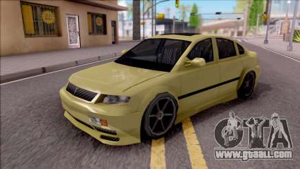 Emu from Midnight Club II for GTA San Andreas